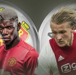 Europa League Final - Ajax vs Man Utd Betting Offers