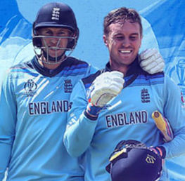 England Close In On Cricket World Cup Glory