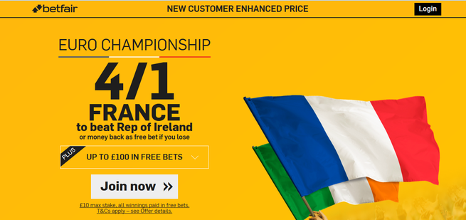 France to beat Ireland last 16 Euro 2016 Offer.png