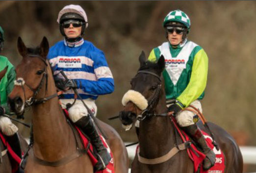 Cyrname & Clan Des Obeaux Renew Rivalry In Ladbrokes King George Boxing Day Blockbuster