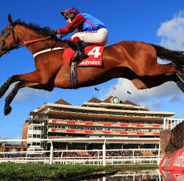 OK Corral Leads Competitive Market For Newbury Ladbrokes Trophy