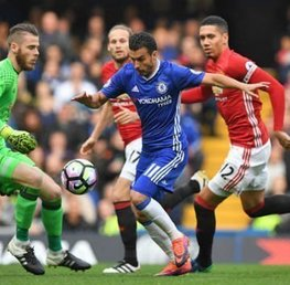 Can Manchester United stop the Chelsea march?