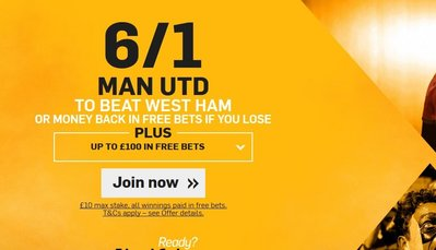 Manchester Utd 6-1 - Betfair Enhanced Offer - Man Utd vs West Ham.jpg