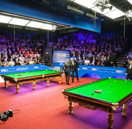 Rocket Ronnie Aiming For 6th Betfred World Snooker Title