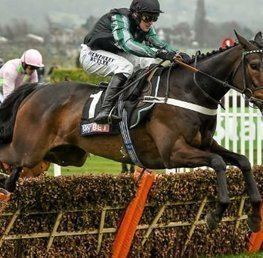Altior leads banker market in Champion Chase showdown with Douvan and Min