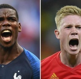 France vs Belgium: Which golden generation will come out on top?