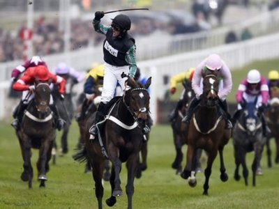 Connections of Altior will hope he can build on his Supreme Novices win from last March..jpg