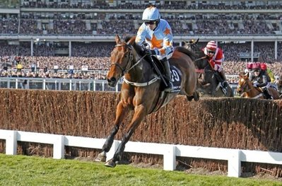 Un De Sceaux is set to run a big race in Saturday's Tingle Creek at Sandown.jpg