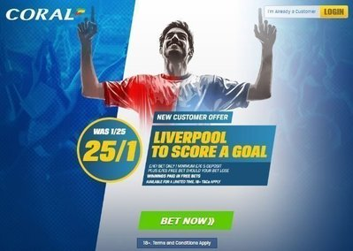 Liverpool to score - 25-1 - Coral.jpg