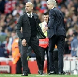 Will Guardiola heap more pressure on Wenger?