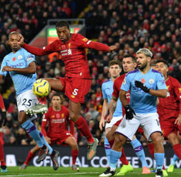Best Bets Manchester City vs Liverpool - Super Sunday 8th November 2020