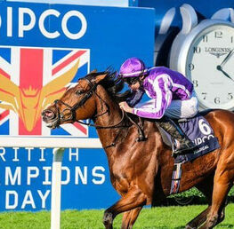 Magical and Stradivarius Head Star Studded Line Up for Ascot QIPCO Champions Day