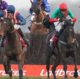 Vinndication Heads Wide Open Ladbrokes Trophy